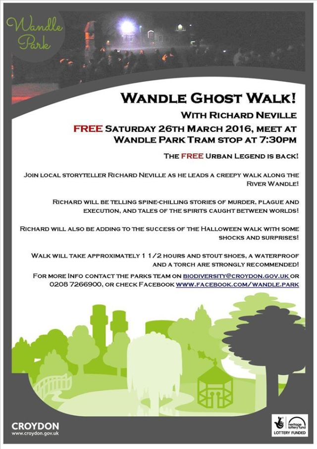 Wandle Ghost Walk