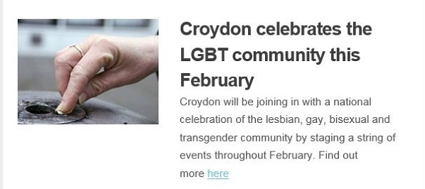 Your Croydon's illustration