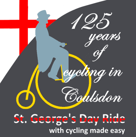 Coulsdon bike ride