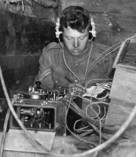 Radio in the trenches