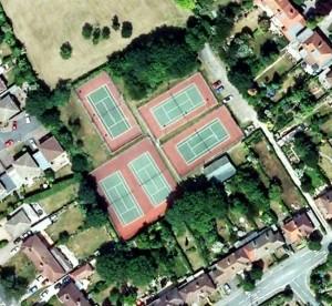 Selsdon tennis club courts