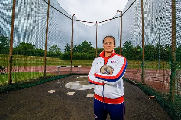After four years of struggle, Jade Lally is within touching distance of her Olympic dream