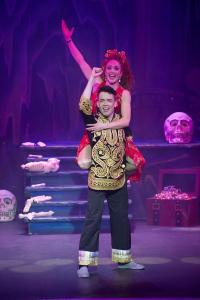 Look out, they're behind you! Auditions for this year's panto are on Sunday