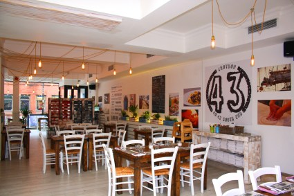 Bianco43 is open for business in Croydon