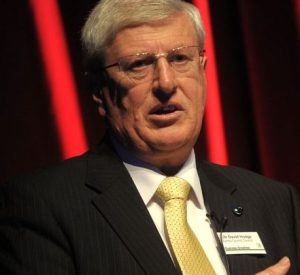 Breaking ranks: Surrey council leader David Hodge