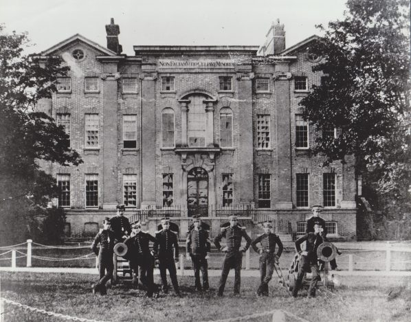 Demolished around 150 years ago, Addicombe Place was home to East India Company's
