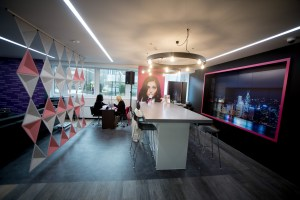Superdrug's offices offers staff