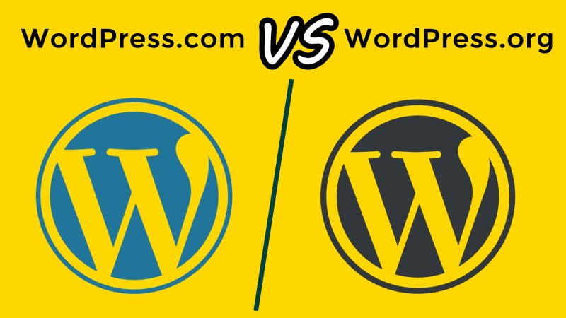 WordPress.org vs free WordPress.com – Brief Comparison