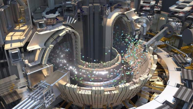 Nuclear fusion in 10 sources of energy