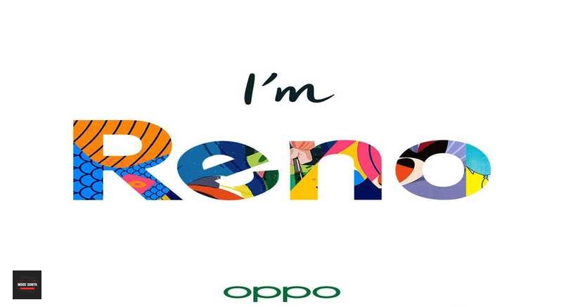 Oppo announced its SubBrand Reno at Weibo