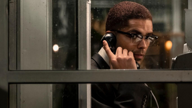 Kingsley Ben-Adir as Malcolm X