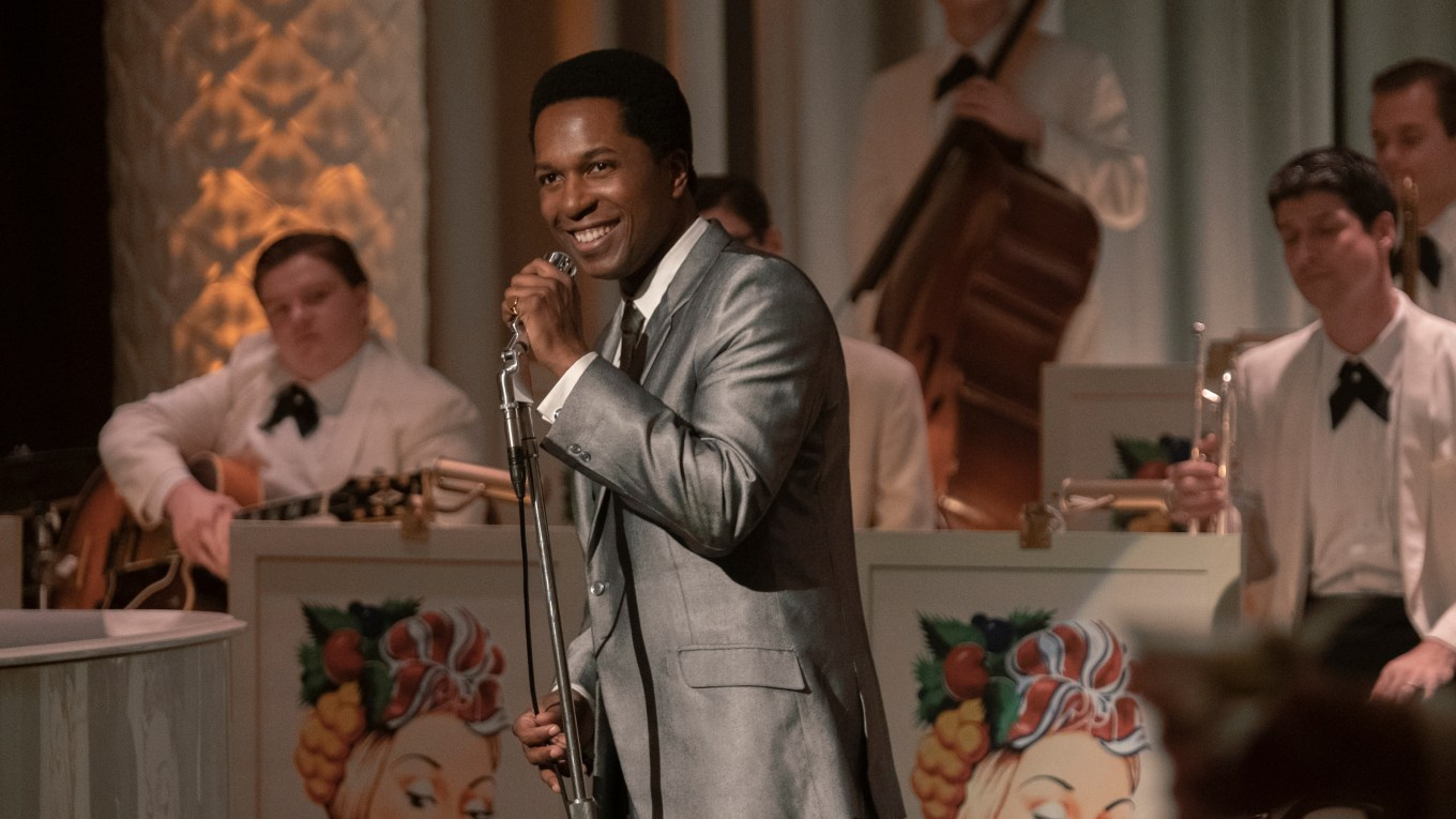 Leslie Odom Jr. as Sam Cooke
