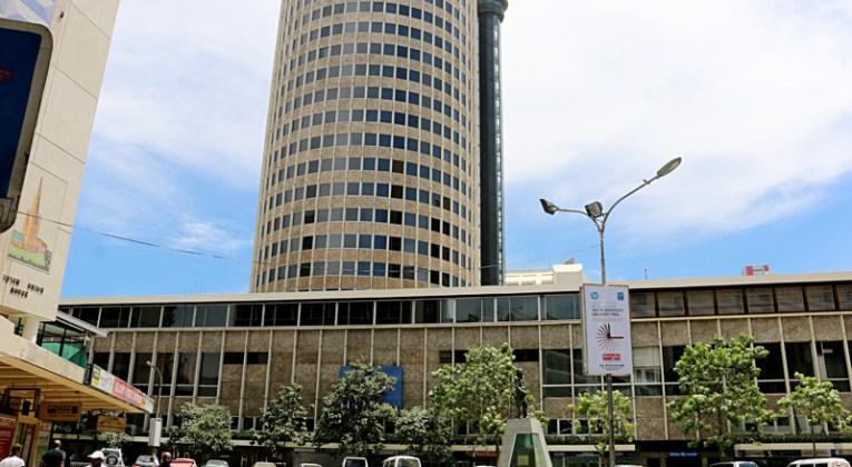 Hilton Nairobi exterior