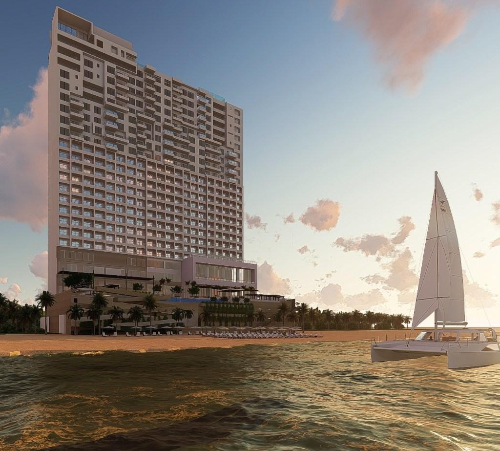 new marriott hotels