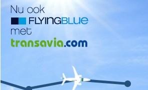 Flying Blue Transavia Partner