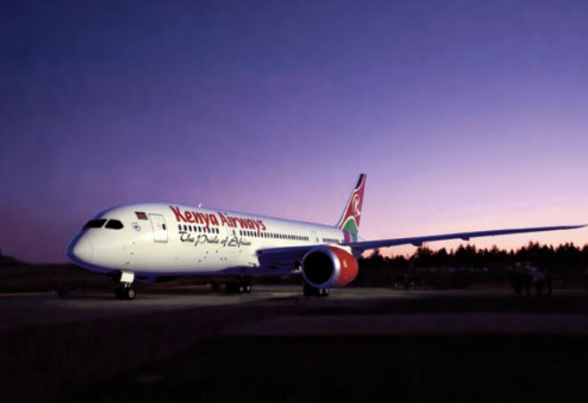Kenya Airways joint venture