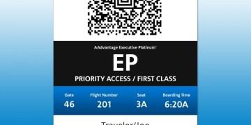 Google Flights Ticket