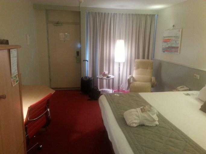 Holiday Inn Leiden kamer