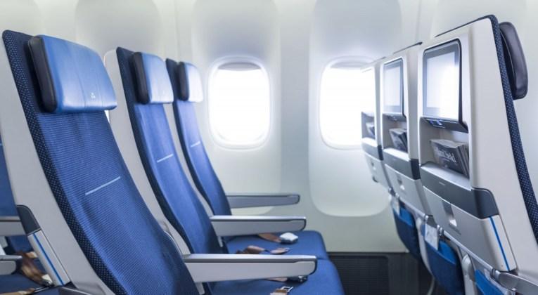 KLM stoelopties
