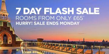 HHonors flash sale