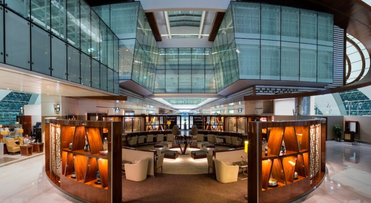 Emirates Lounges