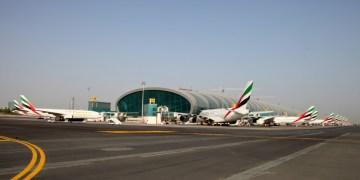 gratis wifi op Dubai Airport