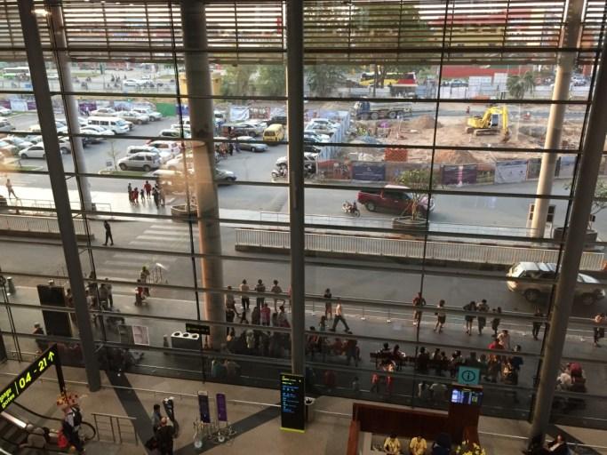 Phnom Penh Pochentong International Airport