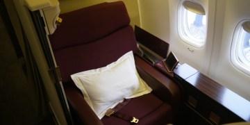 Jet Airways First Class