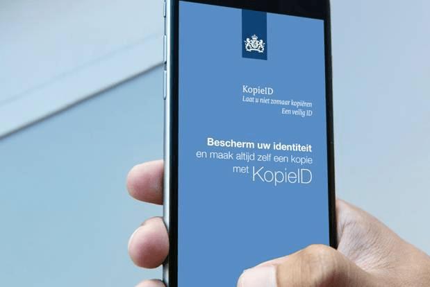 Kopie ID app, Identiteitsfraude, Paspoort, Fraude