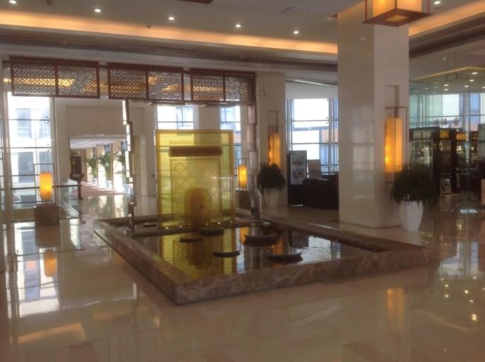 Mercure, Beijing Downtown, Accor, Peking, lobby