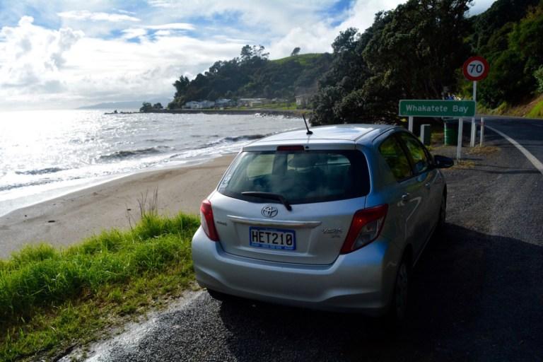 Autohuur, Nieuw-Zeeland, Auckland, Noordereiland, roadtrip