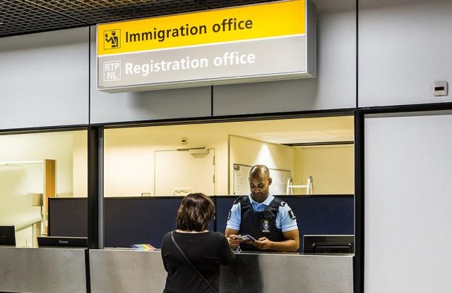Registered Traveller Program Nederland