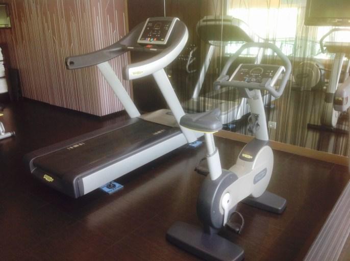Fitness, fitnesszaal, Lyon, Novotel