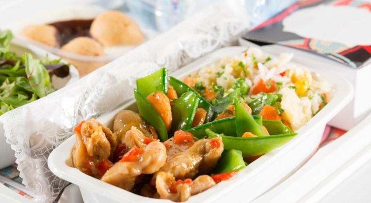 KLM maaltijden