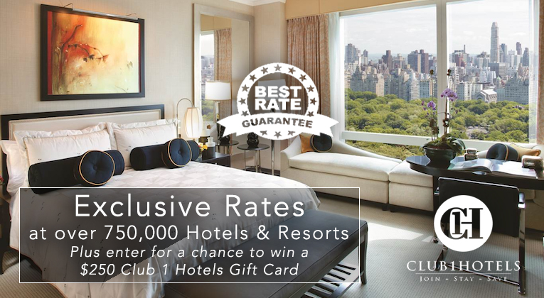 Club 1 Hotels lid Insideflyer gratis