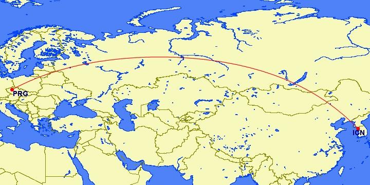 Czech Airlines, business class, etihad guest