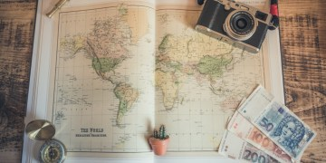 World Map Photo: Chris Lawton