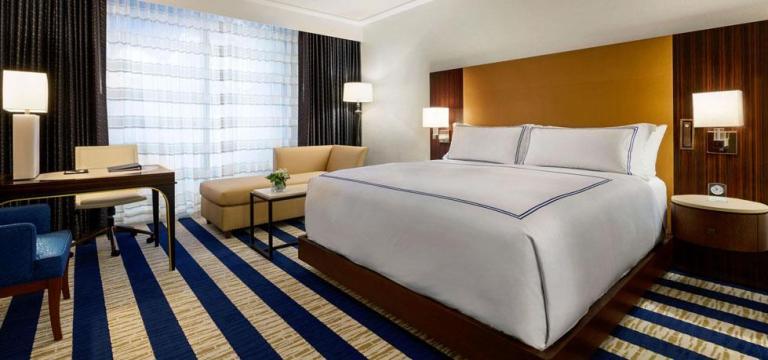 Fairmont Austin Guestroom (Bron: Fairmont.com)