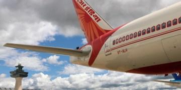 Noodlijdend Air India door Air France-KLM overgenomen?