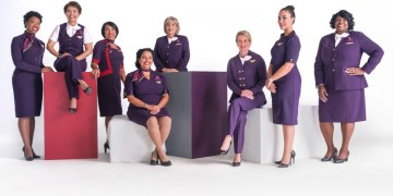 Delta Air Lines nieuw uniform door Zac Posen