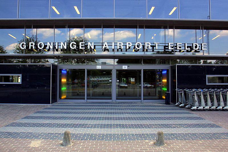 Groningen Eelde Airport (Bron: Groningen Eelde Airport) TUI