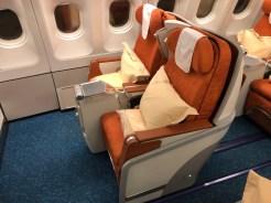 Air Mauritius A340 Amsterdam