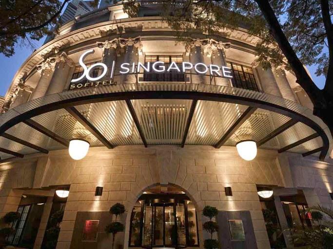 SO Sofitel Singapore (Bron: AccorHotels)