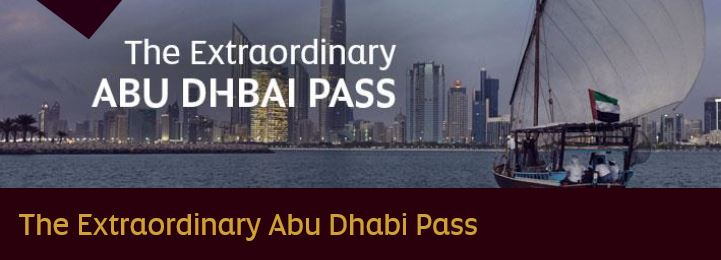 Abu Dhabi pas