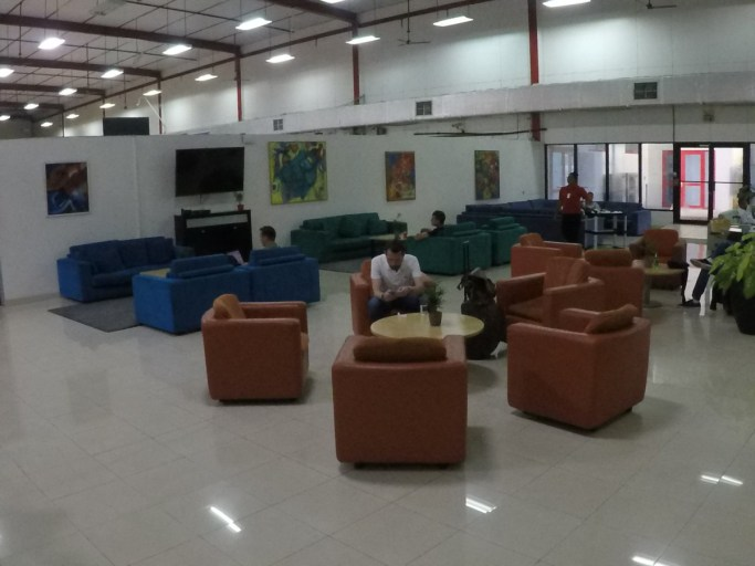 vip lounge, paramaribo