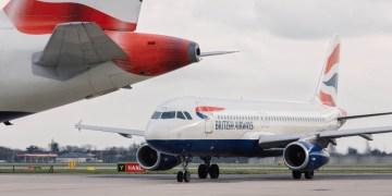 Aanpassingen winterschema 2018-2019 British Airways