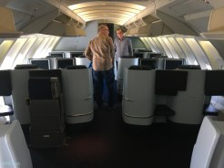 Review Amsterdam - Nairobi met KLM in World Business Class