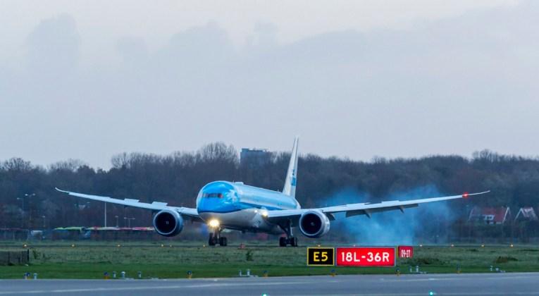 Enorme groei bij KLM in het eerste half jaar