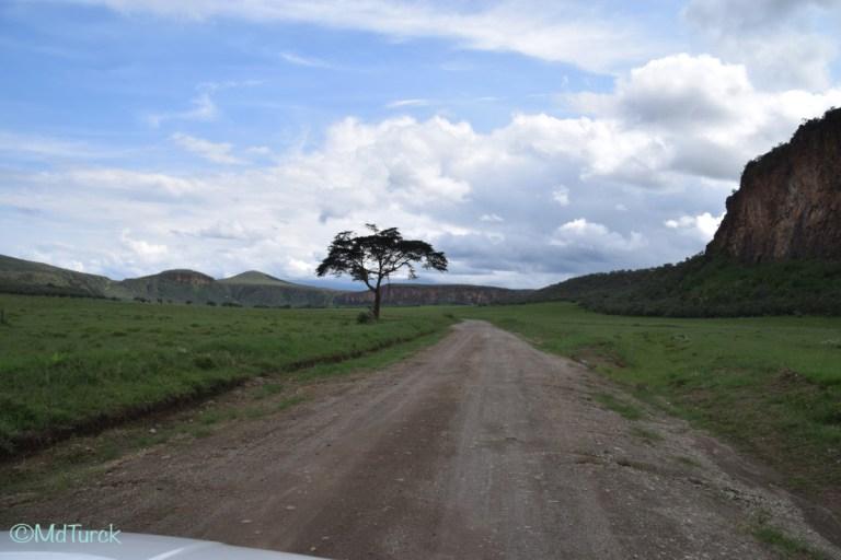 Wandel of fietsafari? Dat kan in Hells Gate National Park