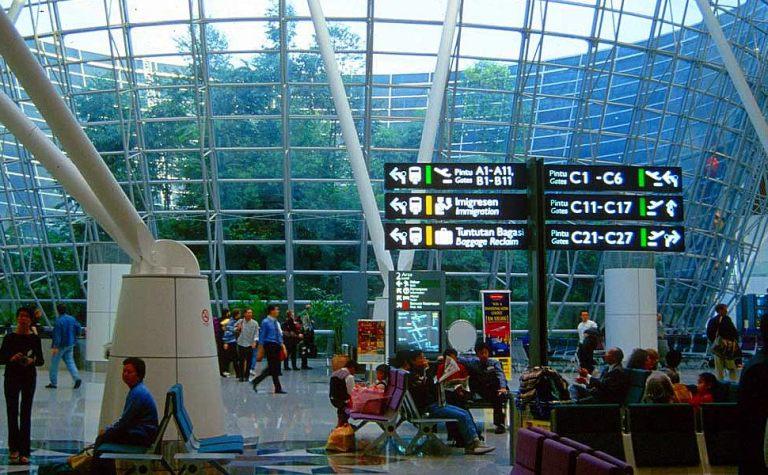 Kuala Lumpur Airport KLIA